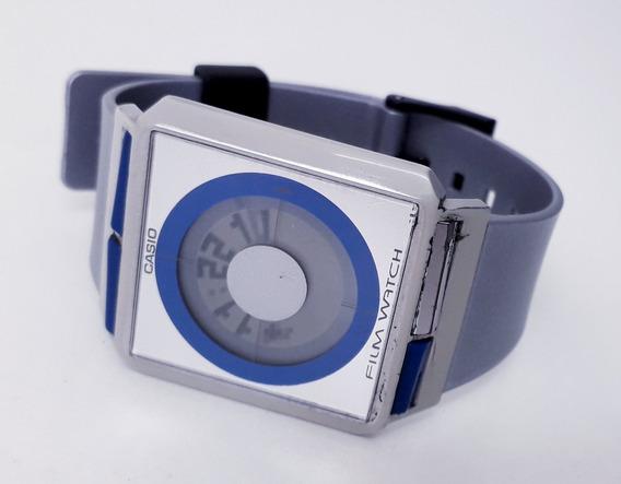 Casio Fs-02 World Time Data Bank Coleção Raro Década De 90
