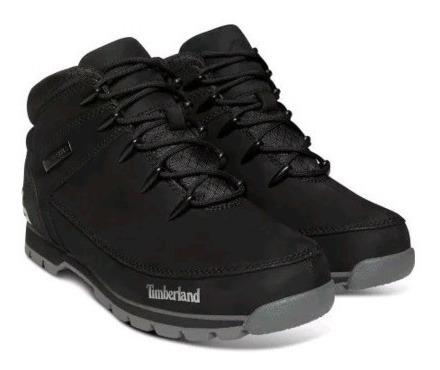 Botas Timberland Euro Sprint Mens Leather (pajo Pedido)