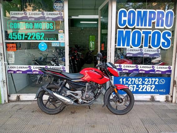 Bajaj Rouser 135 Anticipo $33500 Alfamotos Whats 1127622372