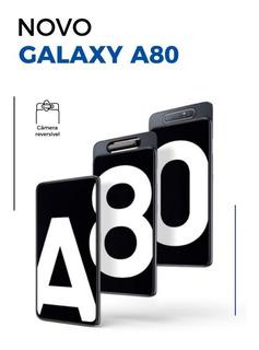 Cel Samsung Galaxy A80 A805f Dual 128gb Rose