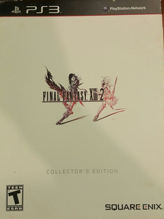 Final Fantasy Xlll2 Collector