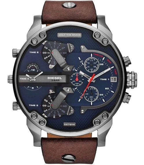 Relógio Diesel Dz7314 Mr. Daddy 2.0 57mm Original Lançamento