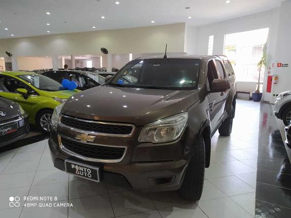 Chevrolet S10 Cd 4x4 Diesel Automática 2013