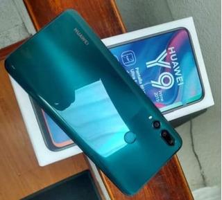 Celular Libre Huawei Y9 2019 Prime