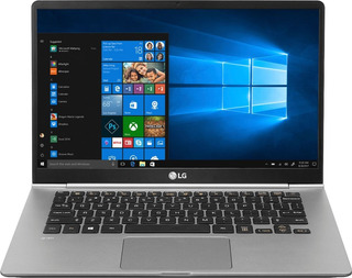 Notebook Lg Gram 14 Touch I7 - 8gb-512gb Ssd
