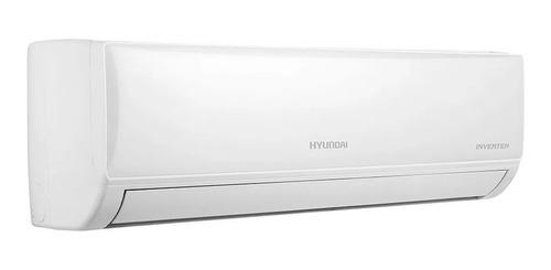Imagen 1 de 3 de Aire Acondicionado Inverter Hyundai Split 3200fc 3200w F/c 6
