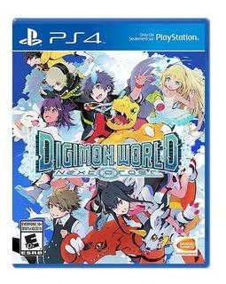 Digimon World: Next OrderPs4 Nuevo