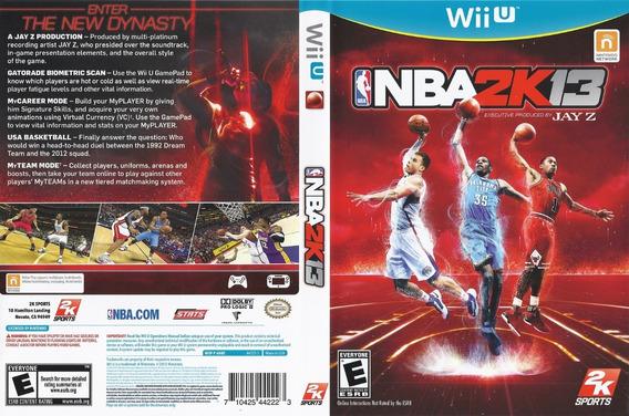 Nba 2k13 - Wiiu