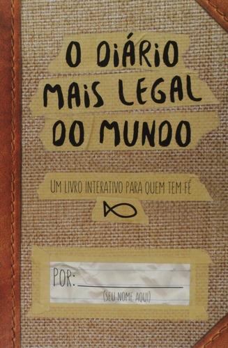 Imagem 1 de 2 de O Diário Mais Legal Do Mundo