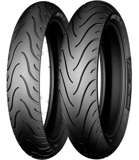 Cubiertas Michelin 275 + 90 90 18 Pilot Street S Camara Fas!