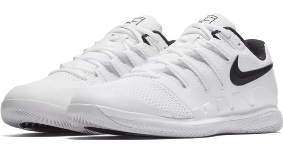 Zapatilla Tenis Nike Vapor X Hc Air Zoom Hombre Roger Federe