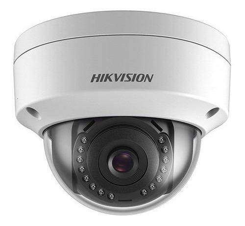 Imagen 1 de 1 de Camara De Vigilancia Hikvision, Camara Ip 2.0 Tipo Domo 4mp