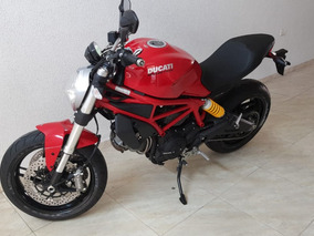 Ducati Monster 797 2018 Zero! Sem Detalhes, Impecável, Abs,