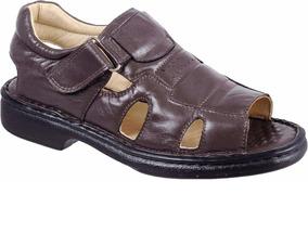 Sandália Anti Stress Confortável Masculina 100% Qualidade