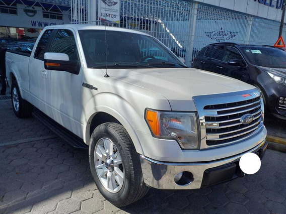 Ford Lobo 5.0l Xlt Cabina Doble 4x2 Mt 2013