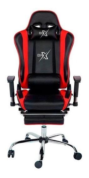 Cadeira Gamer Br-x D-364 Red