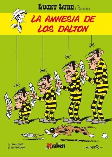 Lucky Luke La Amnesia De Los Dalton, Aa.vv., Kraken