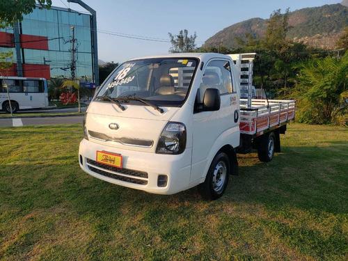 Kia Motors Bongo 2.5carroceria De Madeira