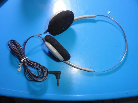 Headfone Philips Sbchl140 Top De Linha Sony Koss Tdk Metal
