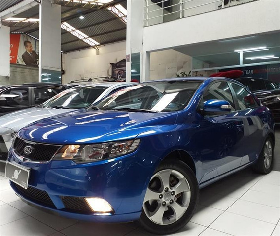 Kia Cerato 1.6 Ex Sedan 16v Gasolina 4p Manual 2009/2010