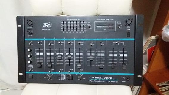Mixer Peavey - Cd Mix9072