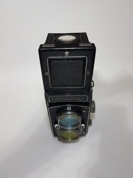Rolleiflex - Câmera Analógica Tlr