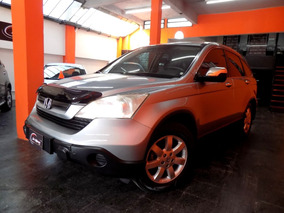 Honda Crv 2008 Lx 2.4 At 4x4 U-n-i-c-a Permuto - Financio
