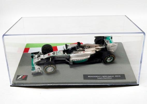 F1 Mercedes W05 Hybrid 2014 Lewis Hamilton 1/43 Altaya