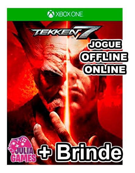 Tekken 7 Xbox One Midia Digital + 1 Jogo De Brinde