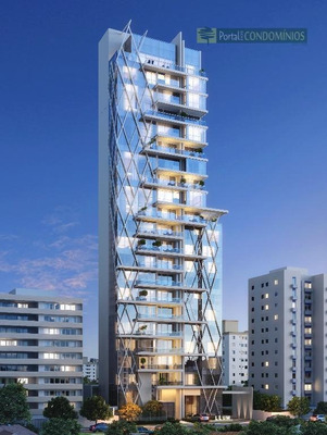 Apartamento Com 4 Dormitórios À Venda, 378 M² Por R$ 5.473.966 - Batel - Curitiba/pr - Ap0425