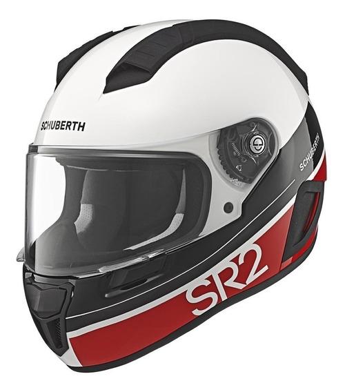Casco Integral Schuberth Sr2 Formula Rojo Deportivo