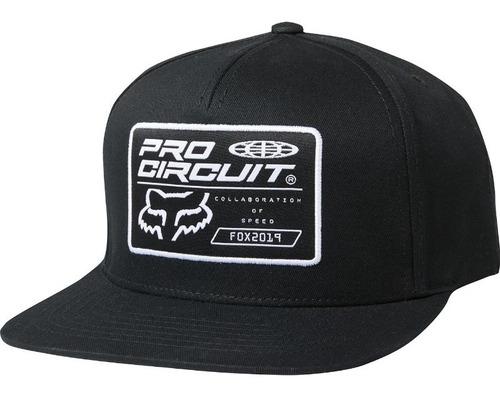Imagen 1 de 2 de Gorra Fox Pro Circuit Snapback Hat #22994-001