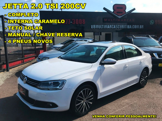 Vw Jetta 2.0 Tsi Comp. Teto (n Audi Golf Mercdes Bmw Saveiro