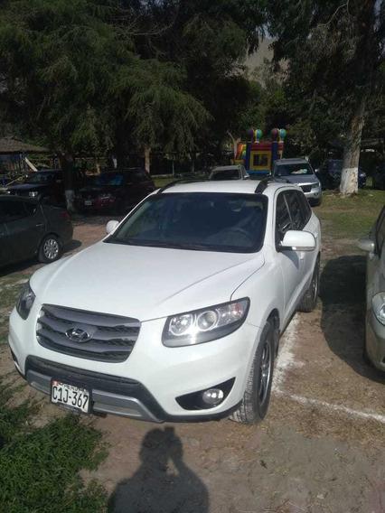 Hyundai Santa Fe Usado