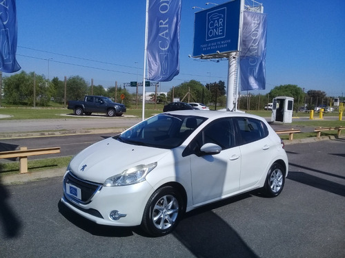 Peugeot 208 Allure 1.5 2016 Car One Jf