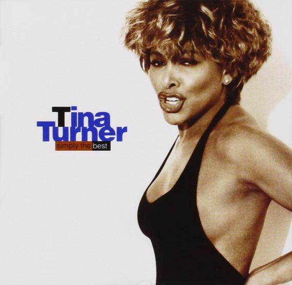 Turner Tina Simply The Best Cd Nuevo