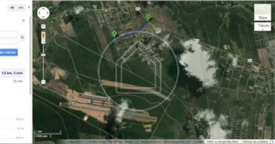 Terreno - Centro - Ref: 1104 - V-720299