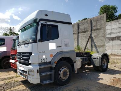 Mb Axor 1933 S 4x2 Ano 2011/12 Teto Alto 152 Mil Km = Scania