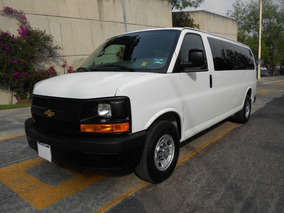 Chevrolet Express 6.0ls C 15 Pas At
