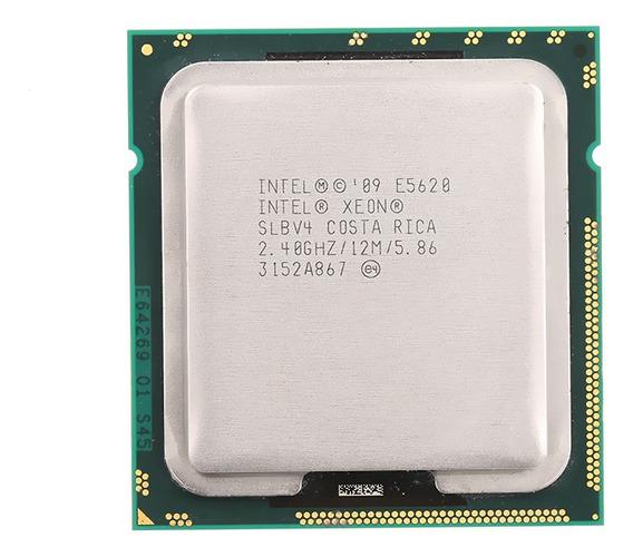 3*cache Do Processador Intel® Xeon® E5620 12m 2,40 Ghz 5,86