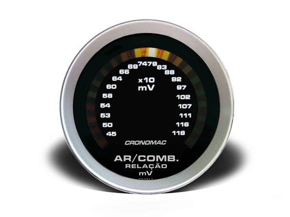 Hallmeter Escala Cronomac Sport 60mm