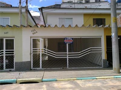Sobrado Residencial À Venda, Cidade Antônio Estevão De Carvalho, São Paulo. - So10676