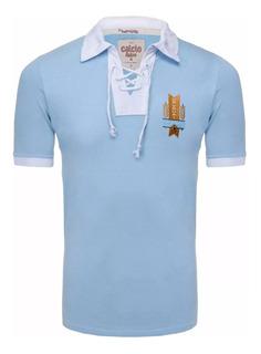 Camisa Uruguai Retro 1930 Campeão Do Mundo