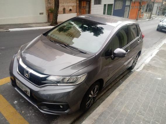 Honda Fit Automático Exl 1.5 Cvt 2019/2020
