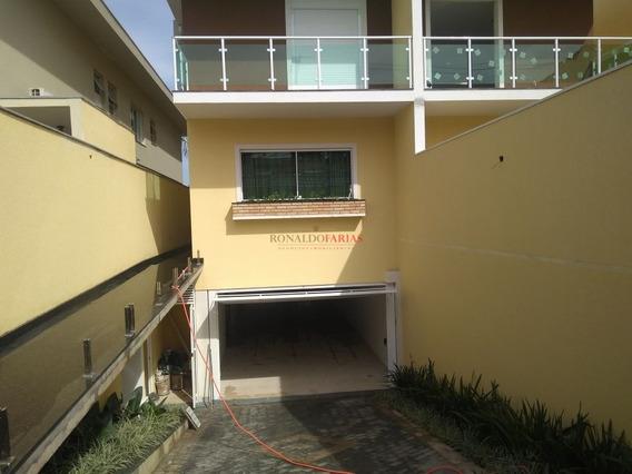 Vendo Sobrado Novo No Jd Suzana - Interlagos - Aceita Permuta - Sz8301
