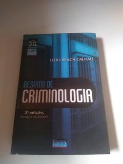 Resumo De Criminologia