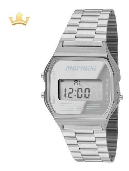 Relógio Mormaii Feminino Mojh02aa/3c - Vintage Com Nf