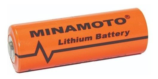 Bateria 3,6v 2000mah (14,5x50,5mm) High Power C/ Top Lítio