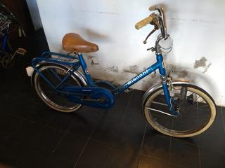 Bicicleta Plegable Bianchi Plegable