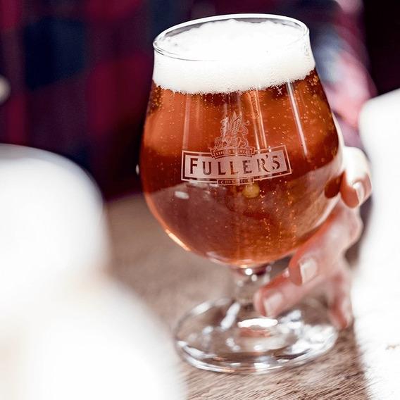 Cerveza Fullers Copa Balon Media Pinta 284 Ml